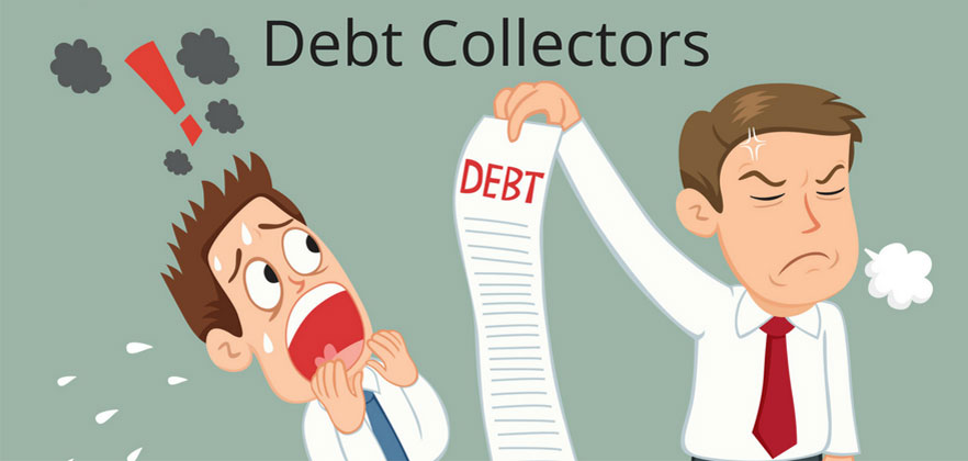 Lets you correctly distinguish debt collectors or scammers