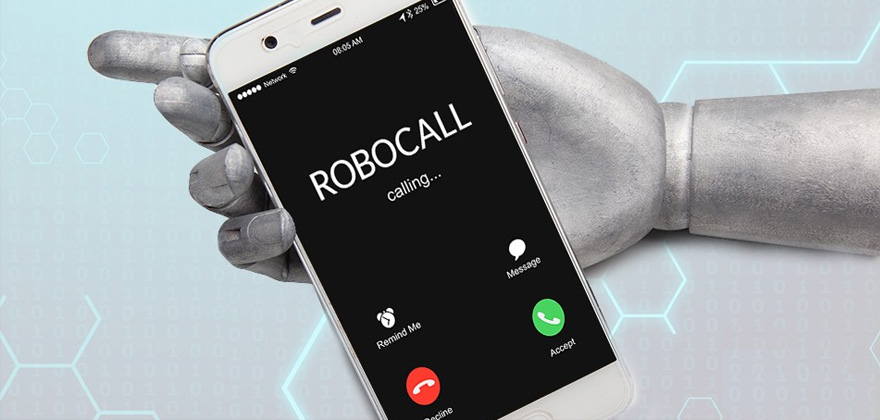 Recently, Chinese robocalls have been bombarding the U.S. in growing numbers
